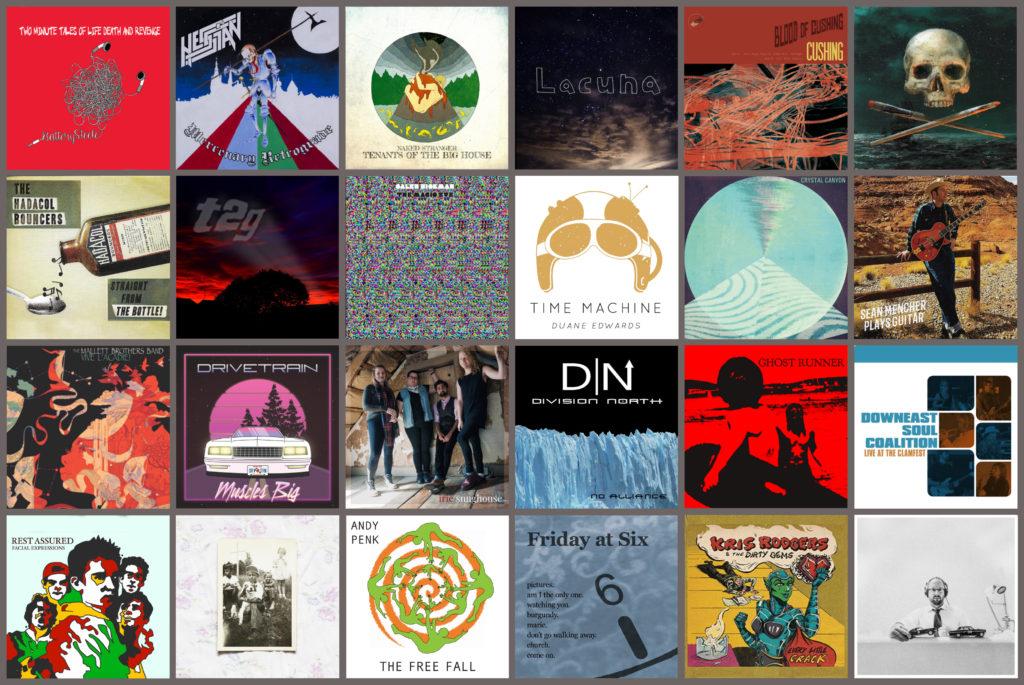 death discography blog
