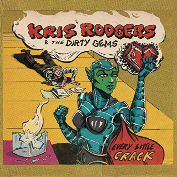 Kris Rodgers & The Dirty Gems