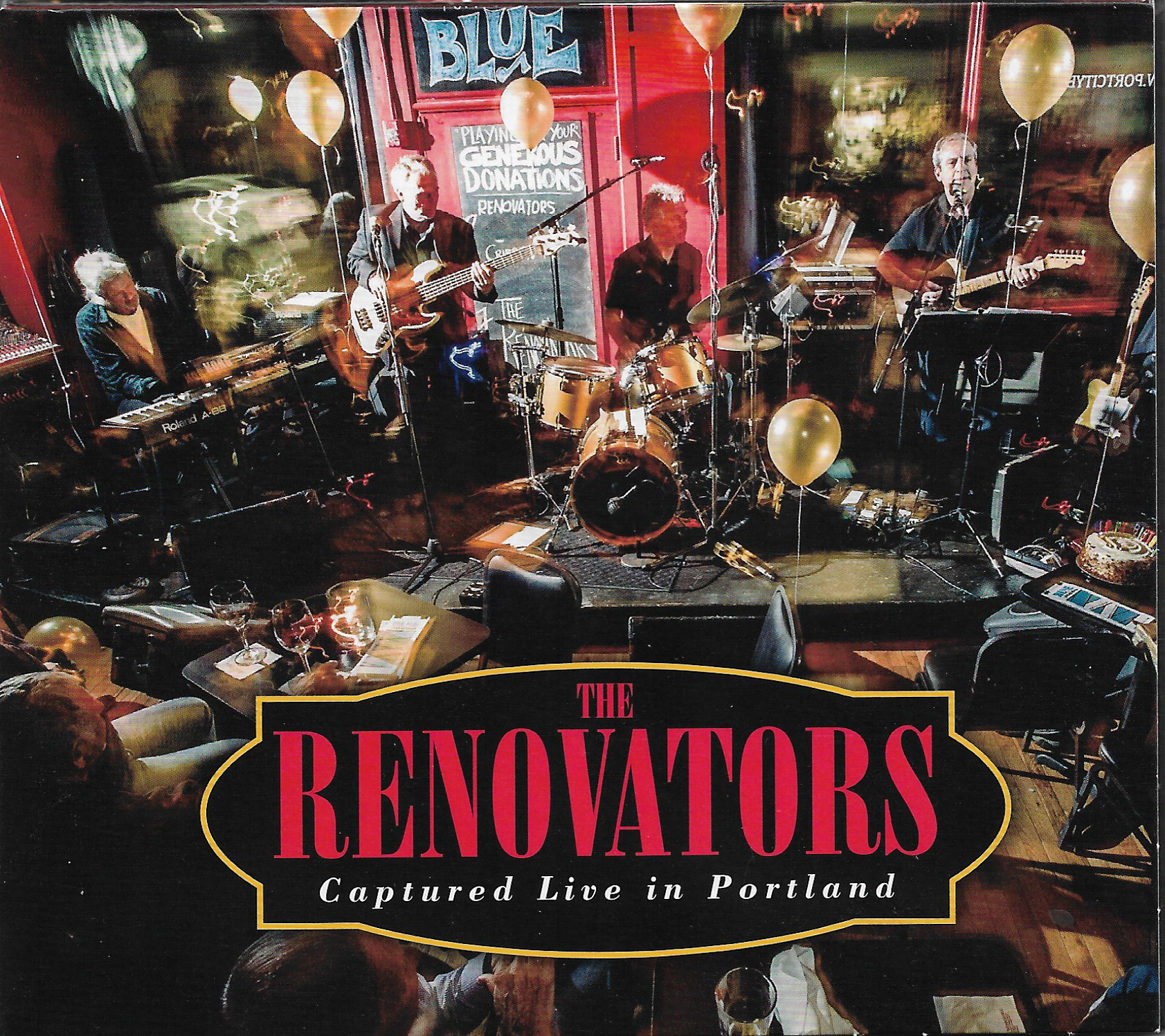 Bob Rosero and the Renovators
